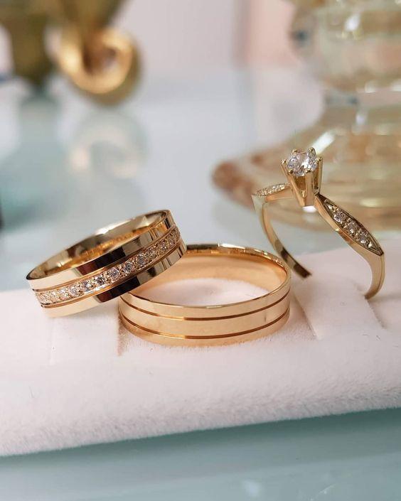elegir el anillo de compromiso