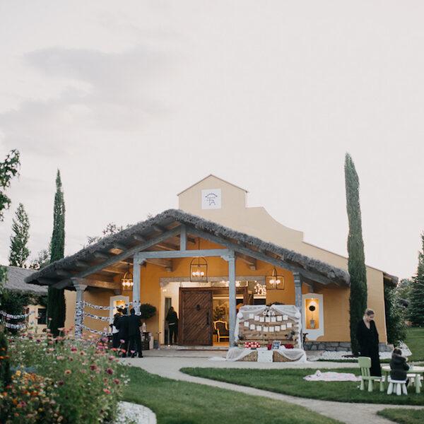 fincas para bodas en la naturaleza