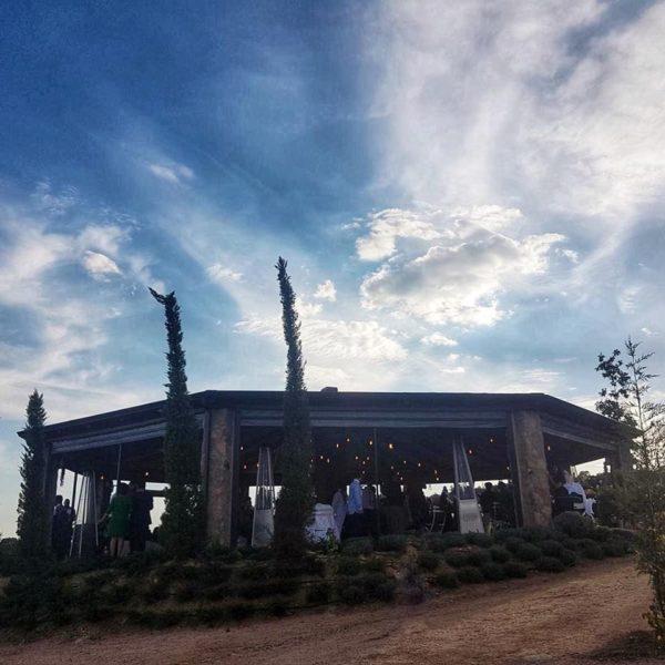 finca para bodas en la naturaleza