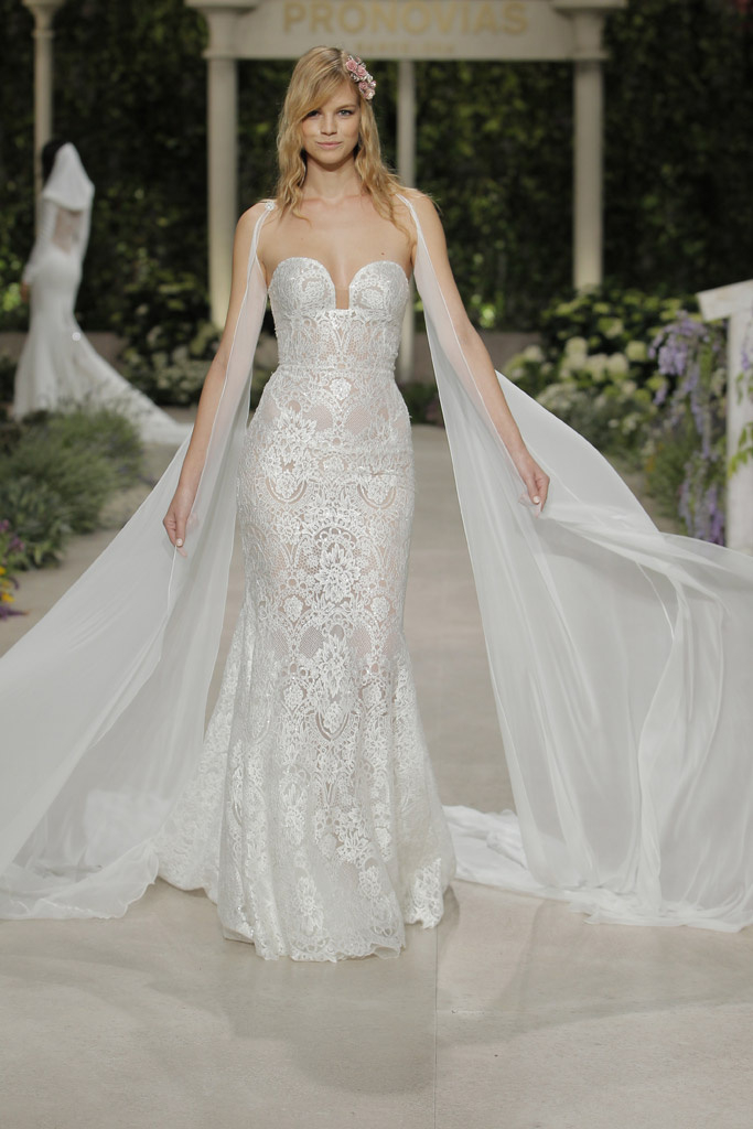 Barcelona Bridal Fashion Week 2019