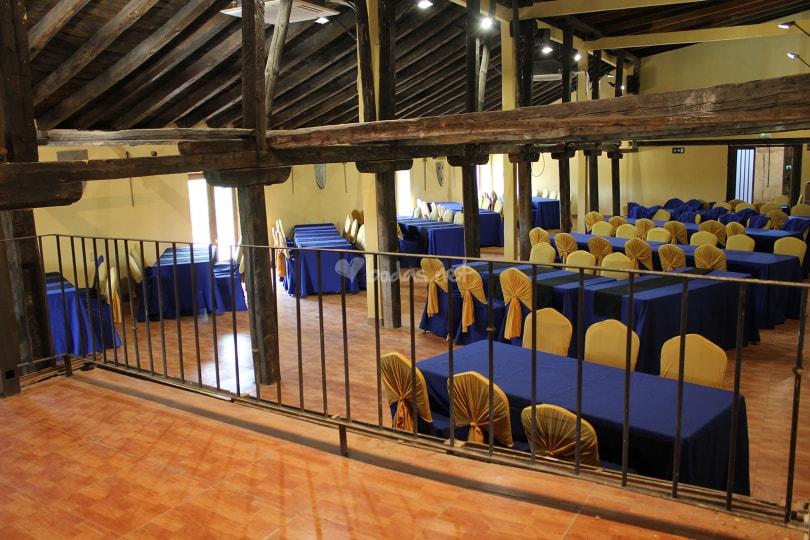 fincas para bodas en la comunidad de madrid