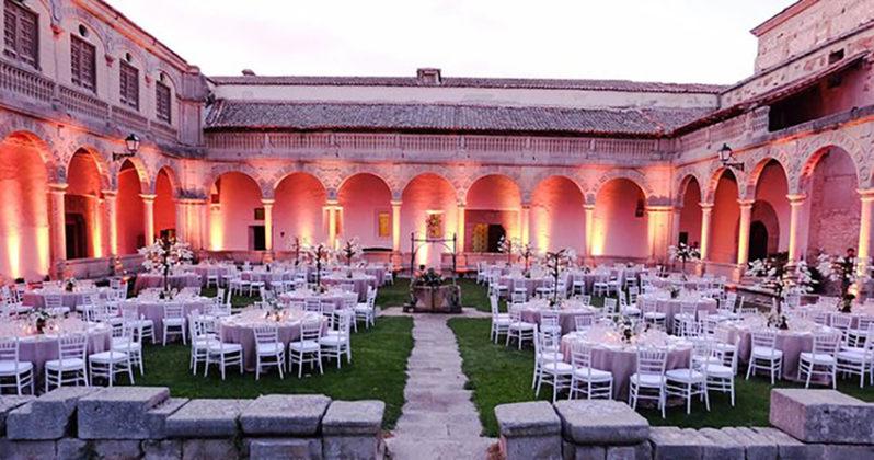 abadia de parraces bodas