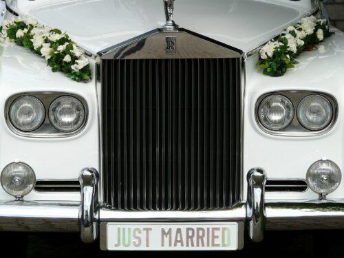 Cómo escoger el coche de tu boda