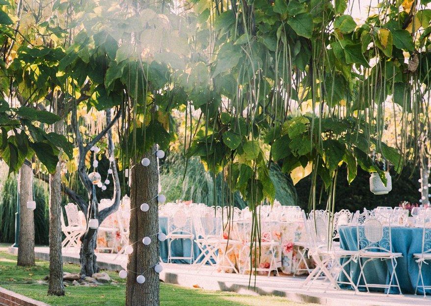 Fincas con encanto para bodas en Madrid