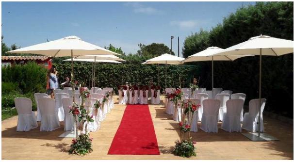 bodas la casa de brunete