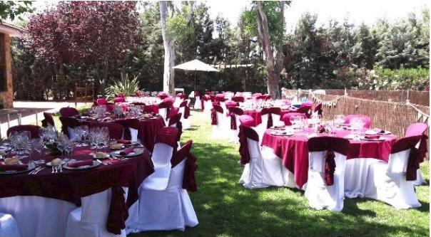 bodas casa de brunete
