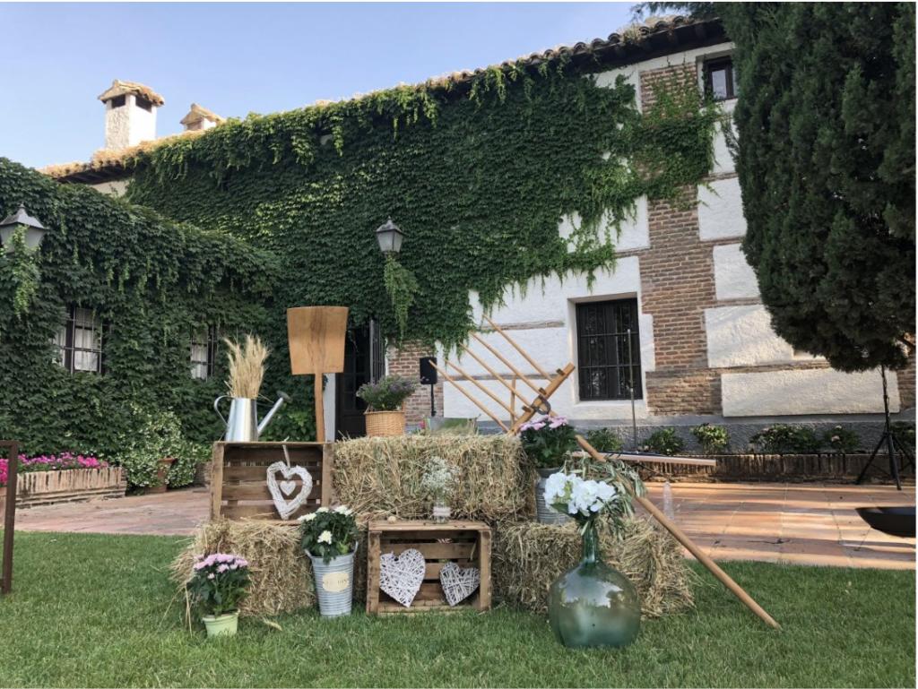 la casa de los cassy bodas