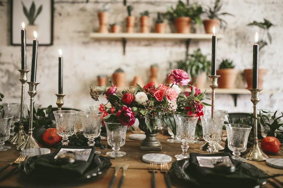 decoracion flores bodas en primavera
